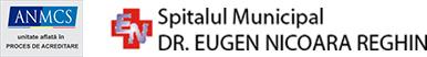 """SPITALUL MUNICIPAL """"DR. EUGEN NICOARA"""" REGHIN"""